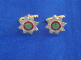CHESHIRE REGIMENT CUFF LINKS